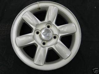 Hyundai Accent Alloy Wheel Rim 03 05 14 x 5