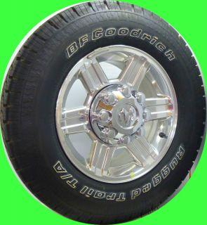 2500 3500 8 Lug 17 Wheels Rims BF Goodrich Tires New Take Off