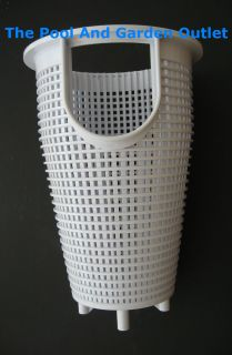 This heavy duty basket is designed to replace the Pentair Whisper Flo