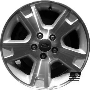 Ford Explorer 2002 2005 17 inch Compatible Wheel Rim