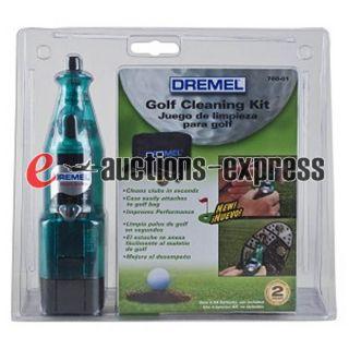 Dremel Cordless Golf Club Cleaning Rotary Tool Kit