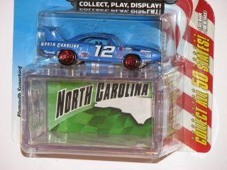 Hot Wheels Connect Cars North Carolina 12 Plymouth Superbird RARE VHTF