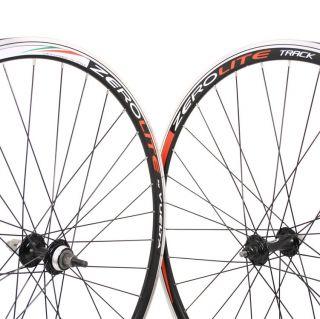 Vuelta Zerolite Comp Track Black Set 700c Wheels
