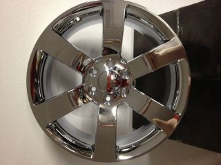 Chevrolet Trailblazer SS Factory Wheels GMC Envoy Rims 6x5 6x127