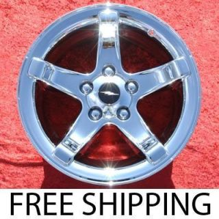 18 Ford F 150 Lightning Chrome Factory OEM Wheels Rims EXCHANGE 3401