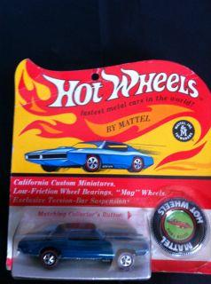 1967 Thunderbird Mattel Hot Wheels Red Lines