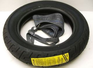 Harley D401 Dunlop 130 90B16 FLSTC Rear Tire Change Pkg