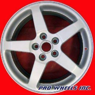 Pontiac G6 05 09 17 Silver Factory Wheel Rim 6585