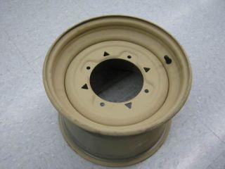 Polaris RZR Rear Wheel Rim 12x8 4 156 New