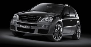 Brabus Widestar Conversion Kit for Mercedes Benz ml Class Models W164