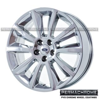 Ford Flex Chrome Wheels Rims Permachrome 3771 Outright Sale