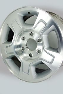 Alloy Chevrolet Tahoe Suburban Wheels 5295 9597014