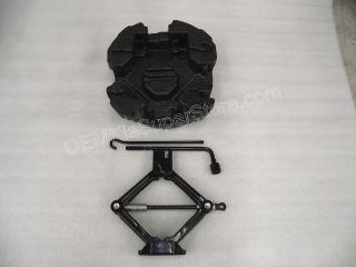 Kia Soul 18 Spare Tire Kit w Jack Rim Tools Temporary Wheel
