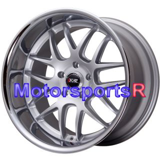 526 Silver Polished Lip Rims Staggered Wheels 5x120 BMW M5 E60