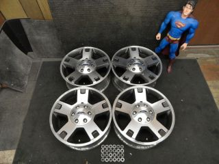 150 Expedition Wheels 04 05 06 07 08 Factory Stock Alloy Rims
