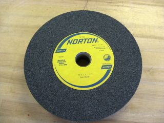Norton 12x2x1 1 2 A46M5VBE Grinding Wheel