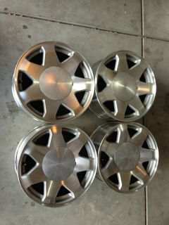 17 6 Lug Cadillac Escalade Wheels Rims Factory Chevy GMC Denali Tahoe