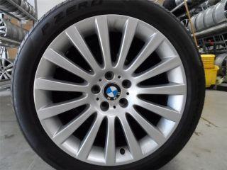 19 BMW 7 Series 740 750 760 Wheels w Runflat Tires 09 10 11 12 Model