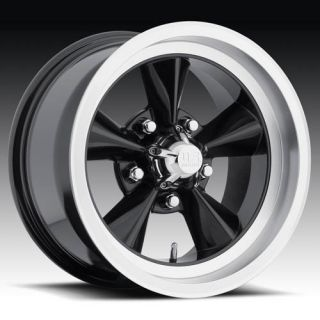 Wheel Set FOOSE Style Rims Black 20 Wheels Torque Thrust
