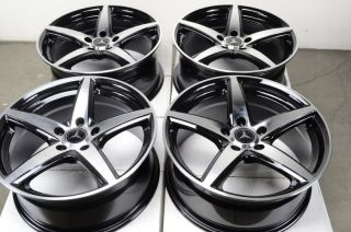 Rims Black Polished Mercedes Benz E500 S500 E350 S350 S430 E320 Wheels