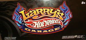 64 Hot Wheels Larrys Garage 21 Car Collector Set