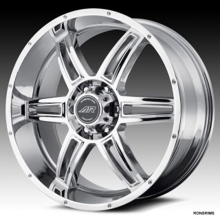American Racing New Chrome 2012 17x8 Dodge Nitro SUV Wheels
