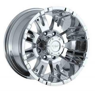 Sale 18x9 5 Pro Comp 6001 Chrome Wheels 8x180 New GM 2500HD