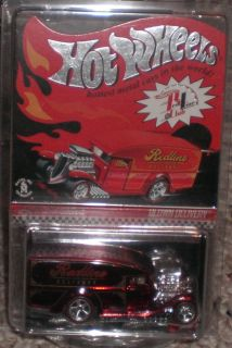 Hot Wheels 2010 RLC Red Line Club Exclusive HWC Blown Delivery
