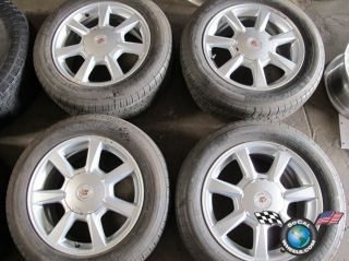 08 10 Cadillac cts Factory 17 Wheels Tires Rims