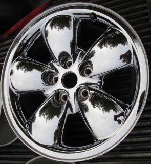 Chrome and Nice Dodge RAM 1500 Factory 20 Rim No Tire No TPMS
