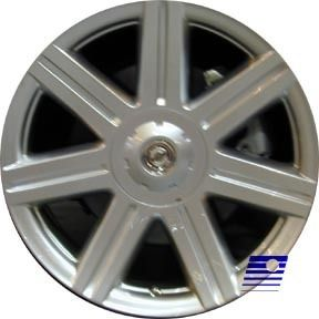 Chrysler Crossfire 2004 2008 18 inch Compatible Wheel