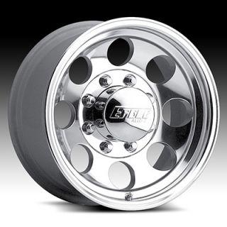 Eagle 186 Wheels Rims 17x9 Fits Dodge RAM 2500 3500 Cummins Megacab