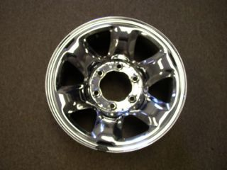 JDM Toyota Chrome Steel Wheel 16x7 6 Lug Surf KZN185 Truck 4x4 4Runner