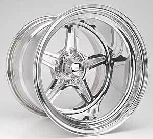 Billet Specialties RS035147355N Street Lite Race Wheel Size 15 x 14