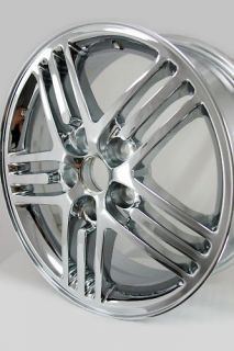 Chrome 17 Mitsubishi Eclipse Wheels 65783 MR639499