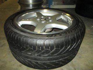 Mercedes AMG Wheels and Tires SL500 SL55