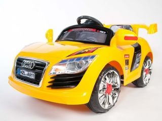 Kids R8 Audi Style Ride on Remote Control Wheels Power Car