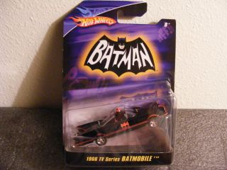 Hot Wheels 1966 TV Series Batman Batmobile 1 50