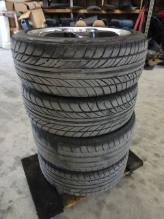 MB Racing 17 Wheels Tires Mazda RX7 Supra Mustang