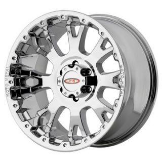 Metal Chrome 8 x 165 1 18mm MO95678080218 Wheel Rim Single One