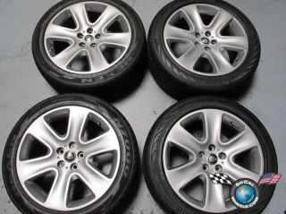 Jaguar XF Cygnus Factory 18 Wheels Tires OEM Rims 59836 8X23 1007 BA