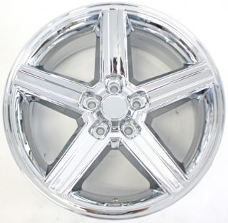 IROC 20 Wheels Rims Chrome