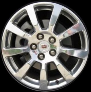 Brand New 18 Polished Alloy Wheel Rim for 2008 2009 Cadillac Cts