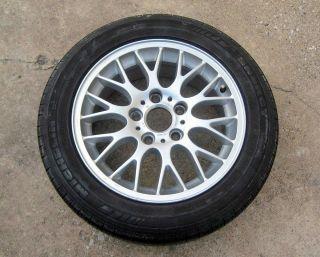 BMW E46 E36 16X7 Style 42 Wheel Rim w Tire BBS 92 06 318i 318ti 323i