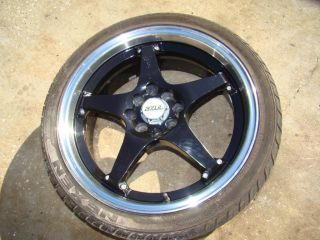 Mazda Miata Azul Wheel Rim One 1 17