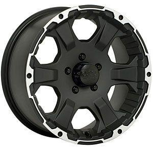 Black Rock 910B8851260 Intruder Series 910B Wheel