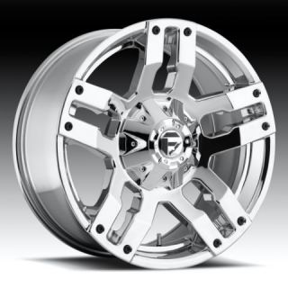 20x9 0 Pump XD 20 inch Chevy Ford Dodge Chrome Wheels Rims Set