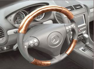 Toyota Avalon 00 04 Wood Grain Pattern Steering Wheel Cover Interior