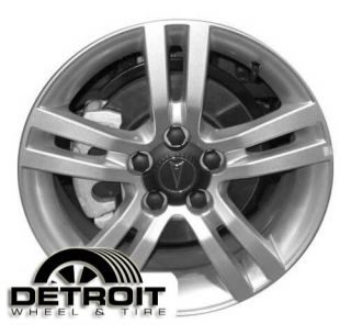 Pontiac G8 2008 2009 Wheel Rim Factory 6637 MSM 5 Double Spokes
