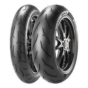 Pirelli 180 55ZR17 Diablo Rosso Corsa Rear Motorcycle Tire Free SHIP